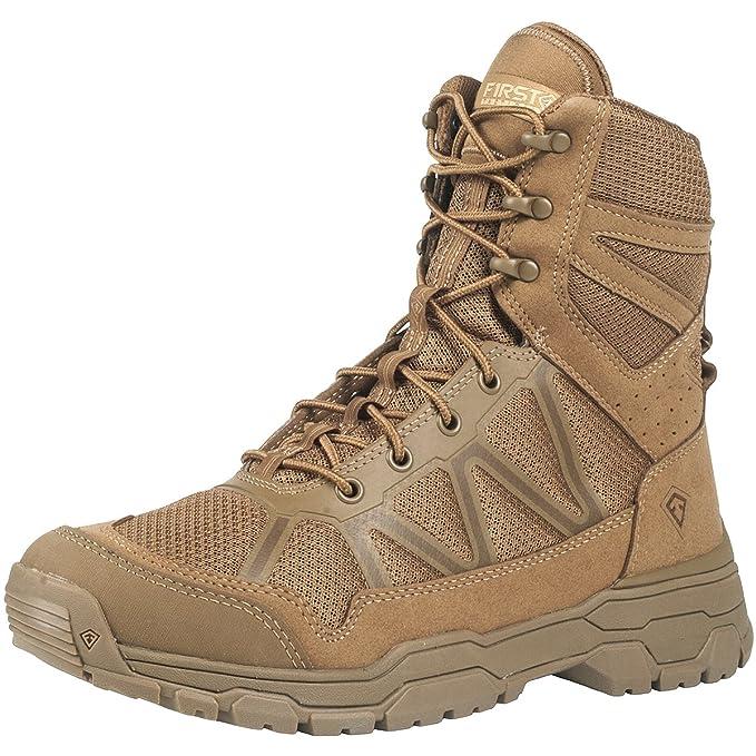 971a67f7863 First Tactical Hombres 7 quot  Operator Botas Coyote tamaño EU 41   UK 7