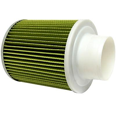 Luber-finer AF233 Heavy Duty Air Filter: Automotive [5Bkhe1402369]