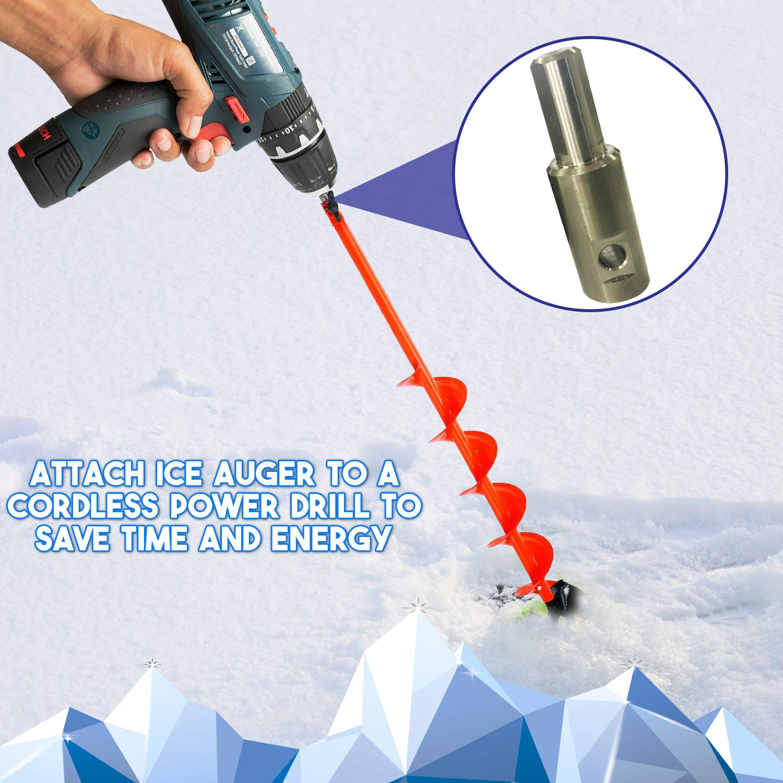 Amazon.com: Frozen Lines - Adaptador para taladro helado II ...