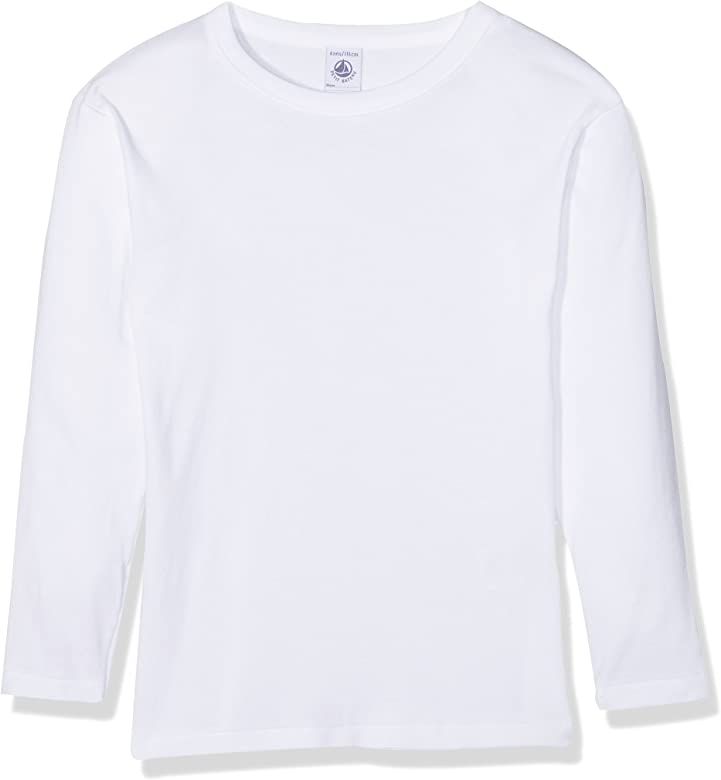 Petit Bateau T Shirt ML Camiseta, Multicolor (Special Lot 00 00), 6 años (Pack de 2) para Niños: Amazon.es: Ropa y accesorios