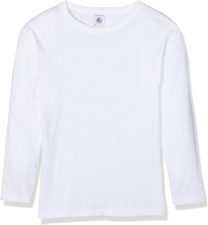 Petit Bateau T Shirt ML Camiseta, Multicolor (Special Lot 00 00 ...