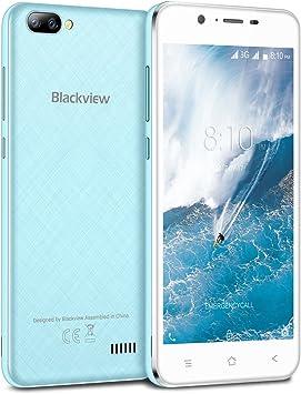 Barato 4G Teléfono Celular Blackview A7 Pro 5.0 Pulgadas HD ...