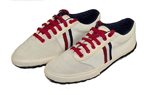 El Ganso Tigra Canvas Ribbon Off de White 4110s160021, color blanco, talla 37 EU: Amazon.es: Zapatos y complementos