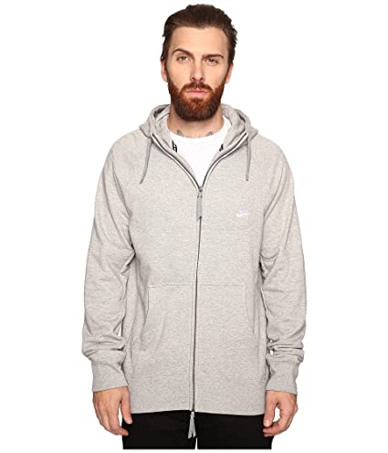Sb Nike it Uomo Grigio Hoodie Everett Xs Fz Felpa Amazon qf4pfw
