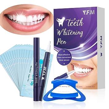 Lapiz blanqueador de dientes amazon