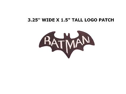 Athena Super Héros Dc Batman Bat Logo Facile Fer à Repasser