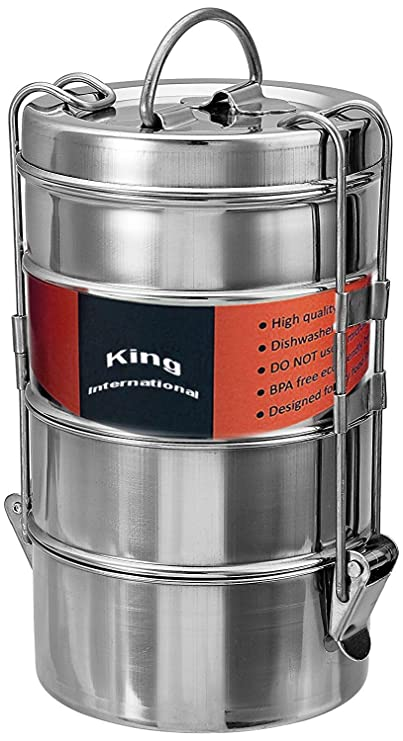 Review King International 100% Stainless