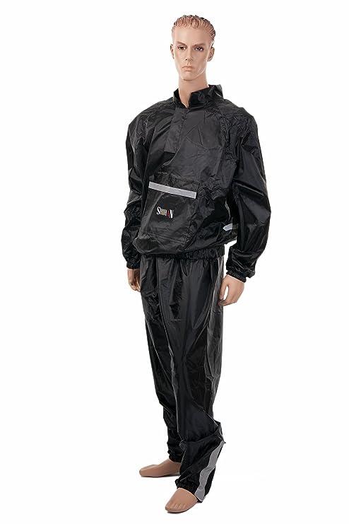 Shihan Nailon traje Sauna Deluxe tamaño XXXXX Large ...