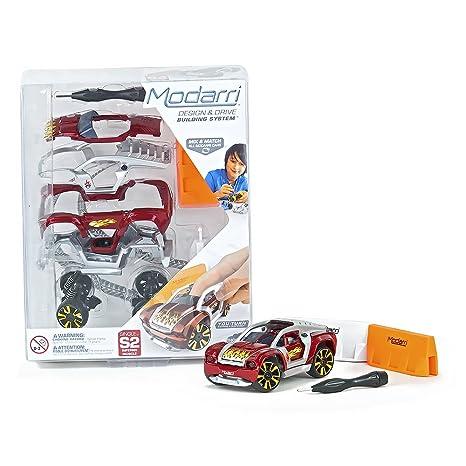 Modarri S2 Inferno Muscle Car | STEM Educational Toy Cars | Make a model car -