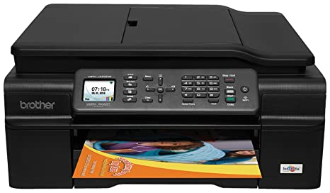 Amazon.com: Brother Printer MFCJ450 Impresora a color ...