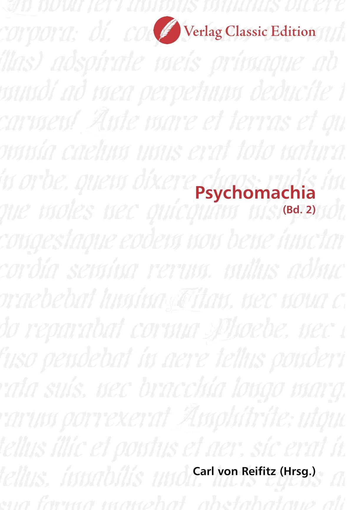 Download Psychomachia: (Bd. 2) (German Edition) PDF