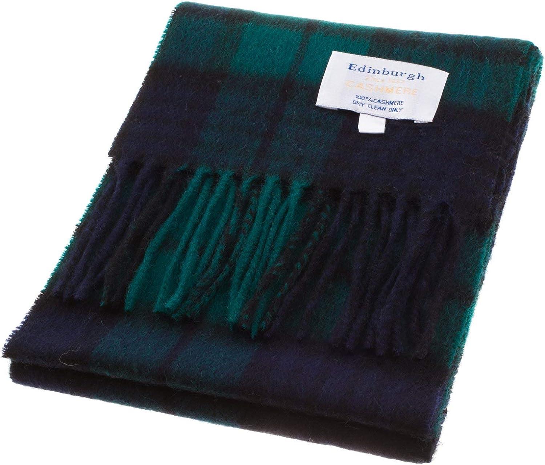 Edinburgh 100/% Lambswool Kids Scottish Tartan Mini Scarves Heritage Of Scotland One Size