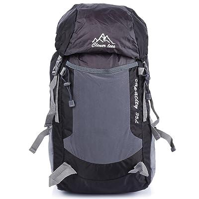Unisexe ultraléger Sac à dos Sac à dos pliable Vélo Sac Lot pour alpinisme Camping Randonnée Voyage Trekking Attaquer Sac