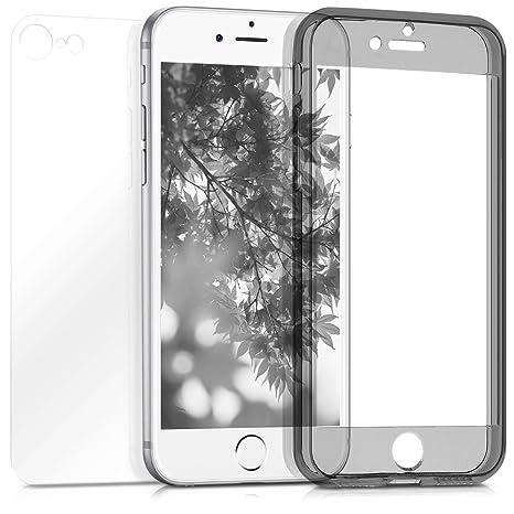 SURITCH Compatibile con Cover Custodia iPhone 7/8 Silicone Marmo