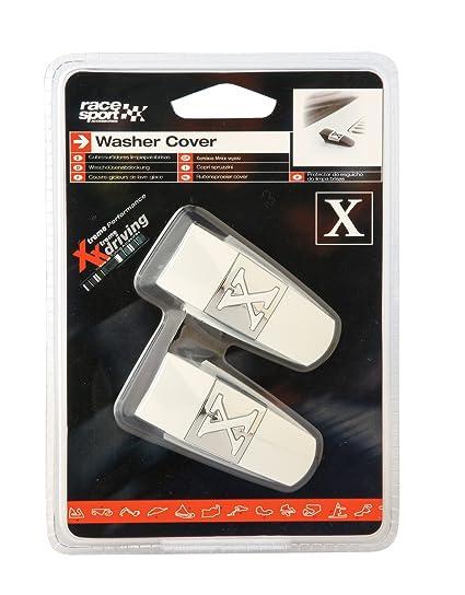SUMEX Clx1000 - Cubre Surtidores Limpiaparabrisas, X, Color Blanco