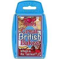 Top Trumps British Bakes Card Game