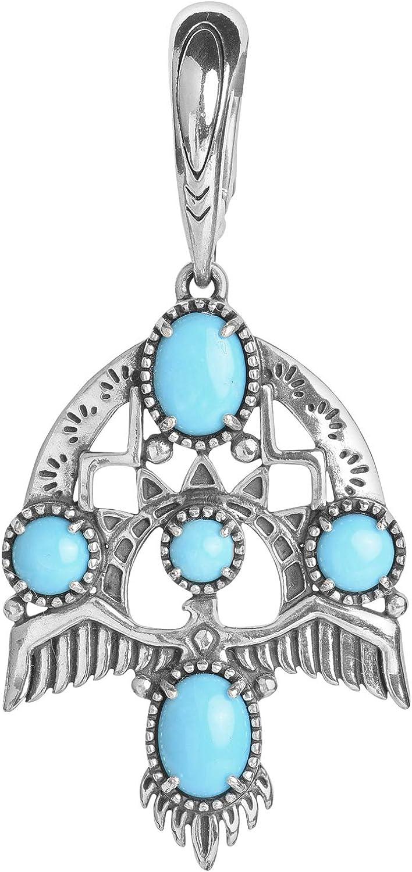 Stylized Thunderbird Necklace