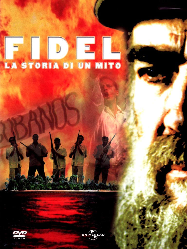 Amazon.com  fidel - la storia di un mito (dvd) italian import  Movies   TV 39b949898c03