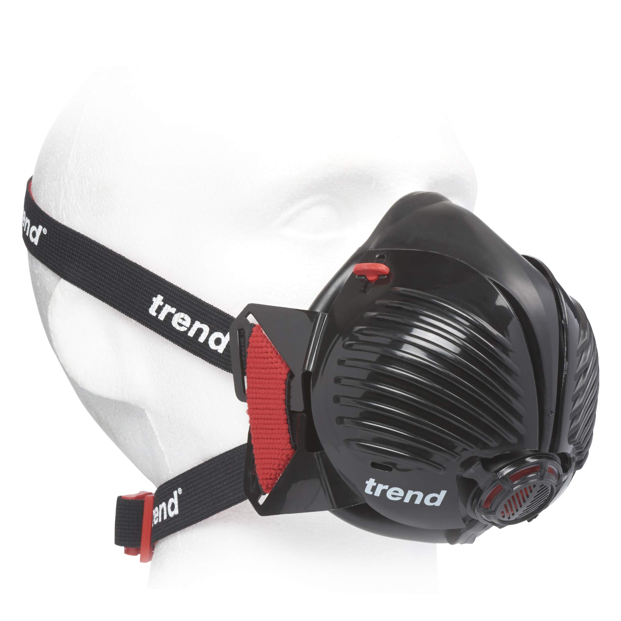 Trend STEALTH/SM Air Half Mask Small/Medium APF20 by Trend (Image #2)