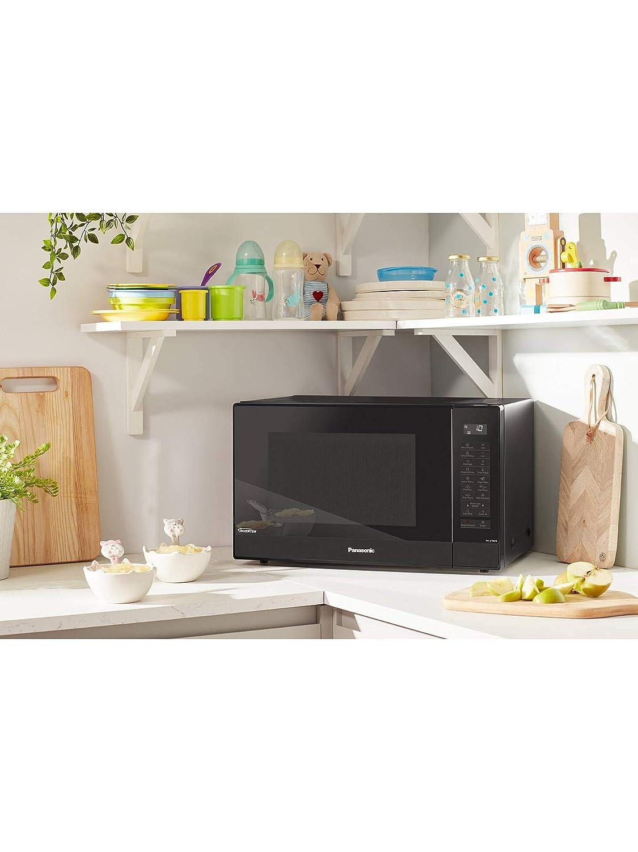 Panasonic NN-ST46KBBPQ Microwave Black