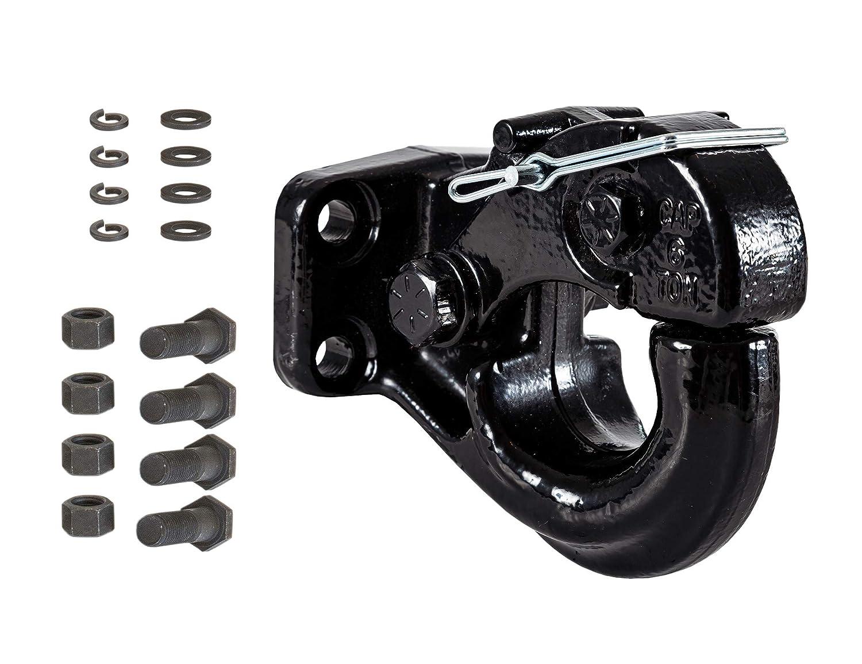 10042 20-Ton Capacity Forged Pintle Hook w//Mounting Kit pintle hitches pintle hooks towing hooks Buyers Products