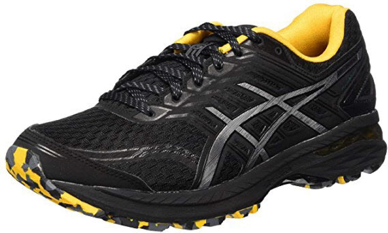 Asics Hombre GT de 2000 5 Trail Plasma Guard – Zapatillas de gimnasia, color negro, color Negro, talla 38.5 EU: Amazon.es: Zapatos y complementos