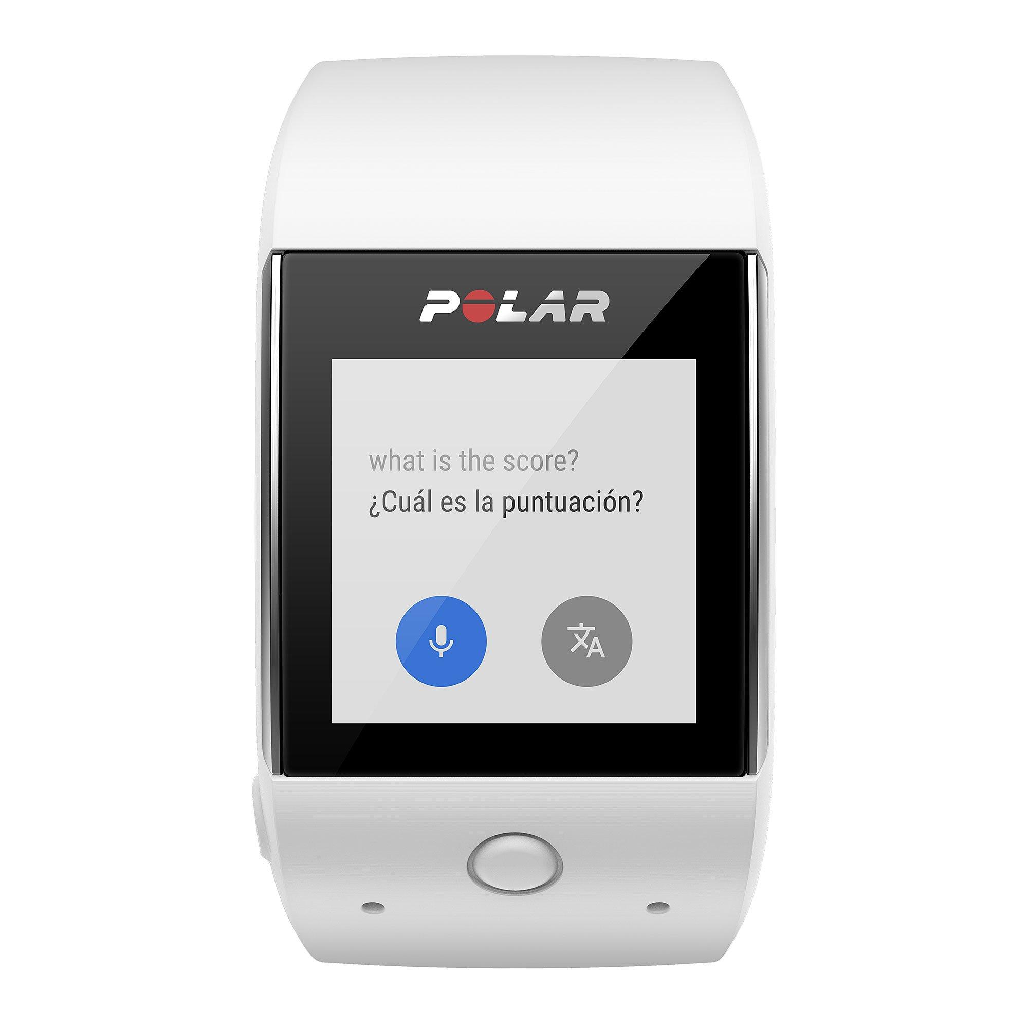 Polar M600, White, One Size