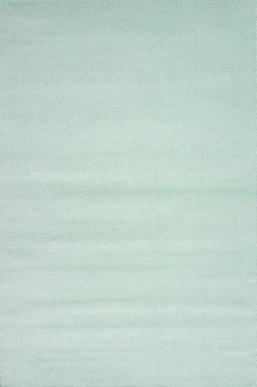 Tinta Unita Tappeto per cameretta Bambini Colore: Verde Menta 160 x 220 cm Livone Menta