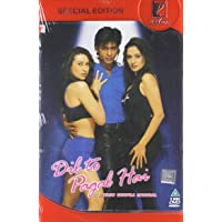Dil To Pagal Hai (1997) - Shah Rukh Khan - Madhuri Dixit - Bollywood - Indian Cinema - Hindi Film