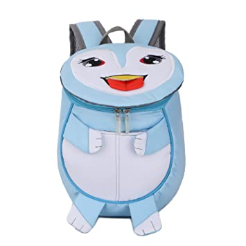 AnKoee Enfant Garçon Fille 3D Sac à dos animaux Sac à main imprimé animal  sac d 3cd23b7261a