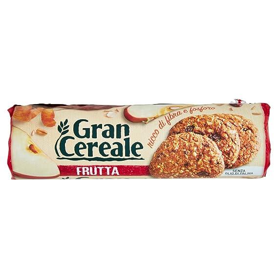 Gran Cereale Biscotto con Frutta, 250 gr Amazon.it Alimentari e cura  della casa