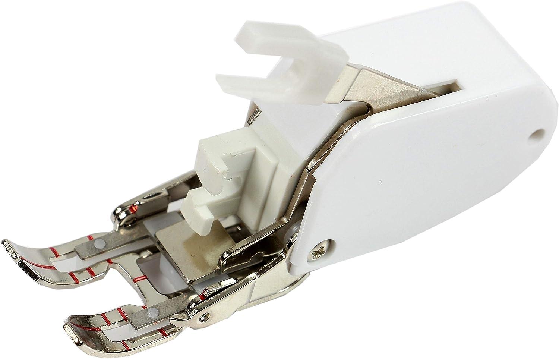 Gritzner obertra nsport de prensatelas para Todas Las máquinas de Coser con un Corto vástago Sistema
