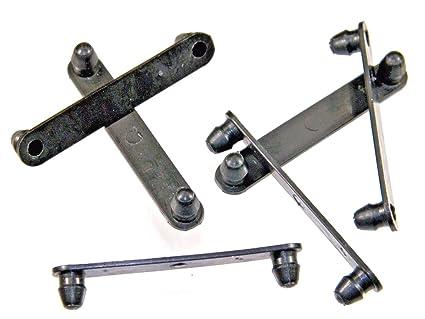 amazon com retro motive 64 81 electra wiring harness straps 2 1 4 rh amazon com  automotive wiring harness straps