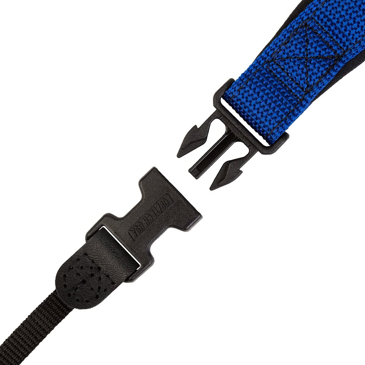 OP//TECH USA Envy Strap Black 3801332 Camera Neck Strap New UK Stock