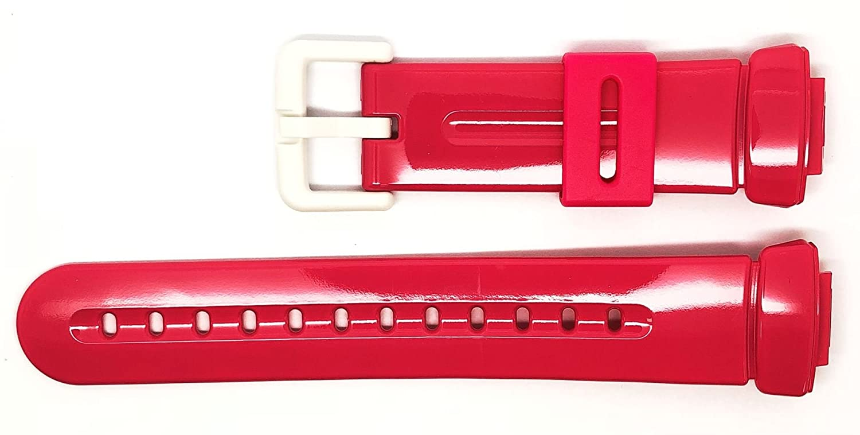 Casio純正交換用ストラップfor Baby G腕時計モデルbg169 bg169r-4b B00LG877P6