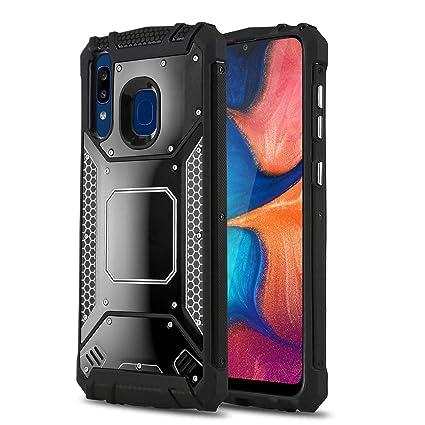 Amazon.com: Carcasa para Samsung Galaxy A20/Galaxy A30 ...