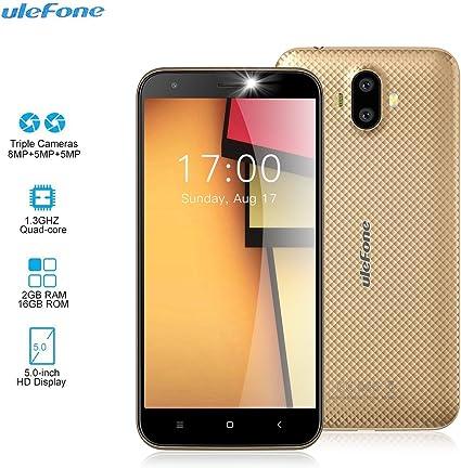 Smartphone Libre - Ulefone S7 [2018 Última Versión 2GB RAM 16GB ...