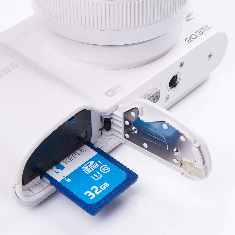 Keple 64GB 32Go SD Memoire Carte de Quick Speed SDcarte for Sony Cybershot DSC-WX220 64GB Storage Classe 10 UHS-1 U1 SDXC Card for HD Videos /& Photos DSC-W800 DSC-WX350 DSC-WX500 SLR Kamera