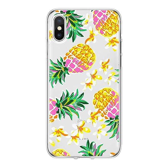 Amazon.com: Pine for iPhone X 4 4S 5 5S 5C SE 6 S 6S 7 8 ...