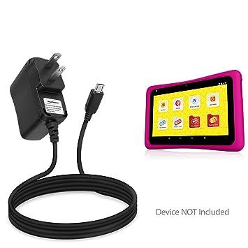 Amazon.com: Nabi Barbie Tablet, BoxWave [Cargador de pared ...