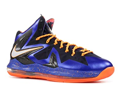 new style 38e19 99fb6 Nike Lebron X P.S Basketball Elite Series 579827-400