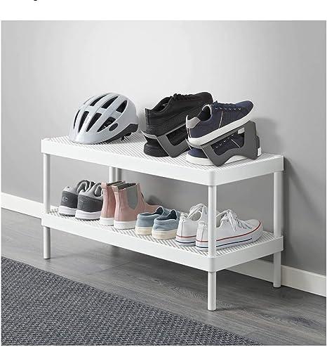 Guarda el doble de calzado facilmente. Organizador para Zapatos Pack x 10 Zapateros MURVEL