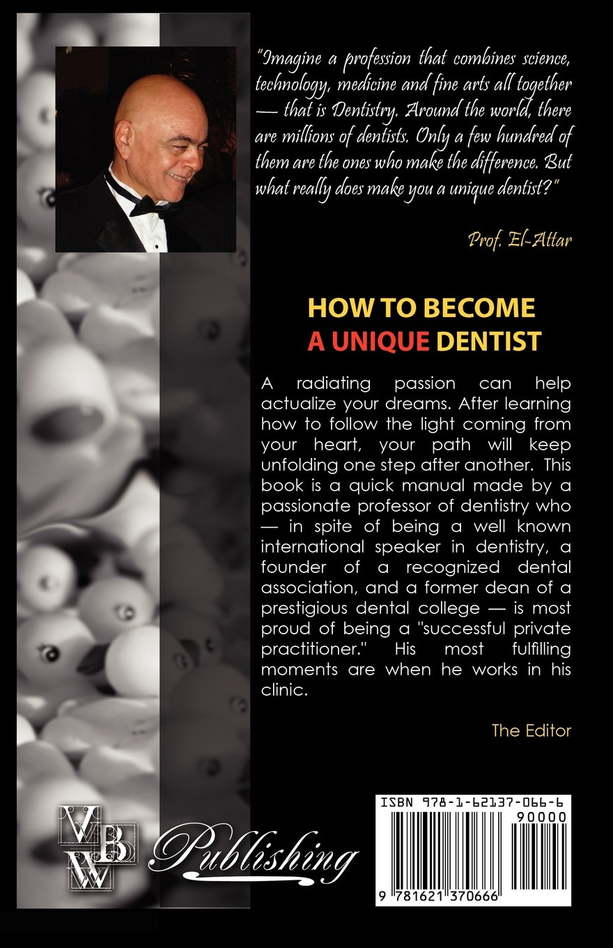 Buy How to Become a Unique Dentist Book Online at Low Prices