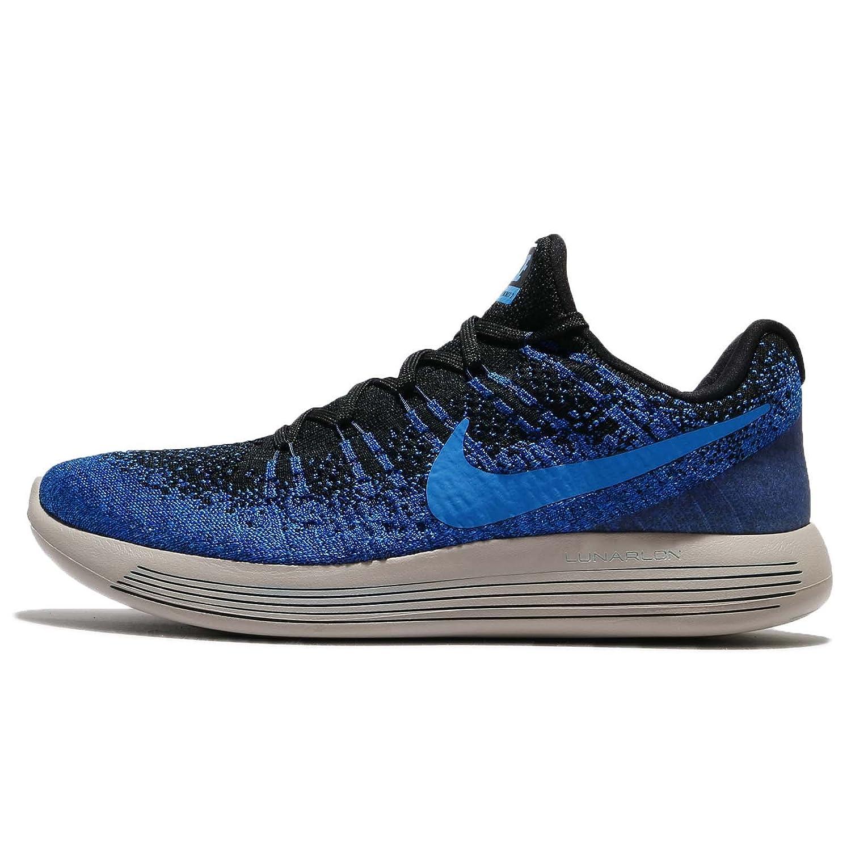 (ナイキ) ルナエピック ロー フライニット 2 メンズ ランニング シューズ Nike Lunarepic Low Flyknit 2 863779-009 [並行輸入品] B079FQHZR2 29.0 cm BLACK/PHOTO BLUE-RACER BLUE-COLLEGE