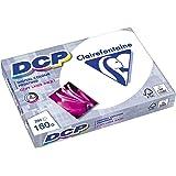 Clairefontaine - DCP - Lot de 4 Ramettes de Papier (4 x 250 Feuilles) - A4-160g - Blanc