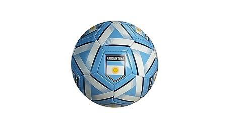 Argentina equipo Logo oficial tamaño 5 Fútbol balón - 203: Amazon ...