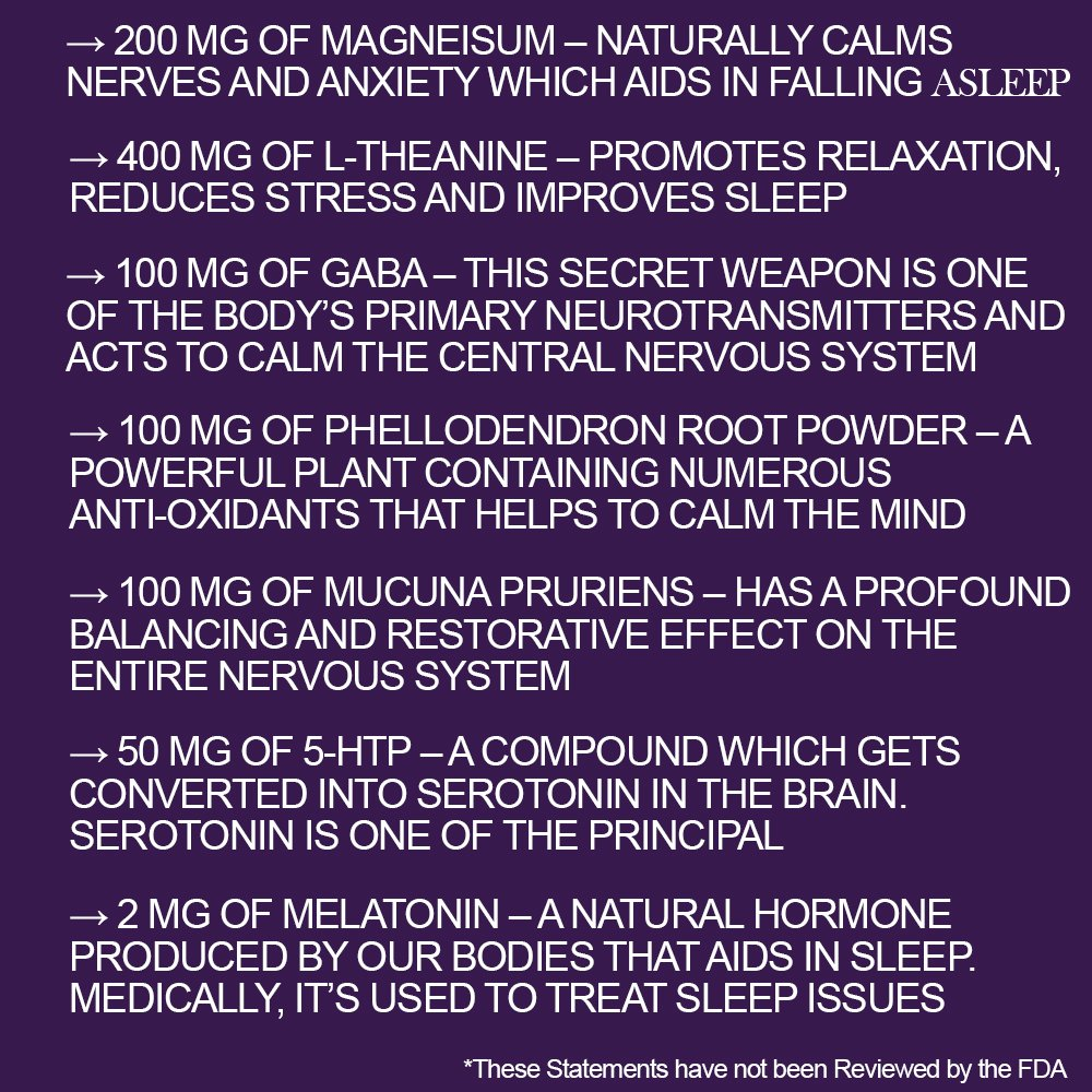 Amazon.com: Health Junkie - Natural Sleep Aid Supplement with Melatonin, Magnesium, 5-HTP and More - Non-Habit Forming Sleeping Pill Support: Health ...