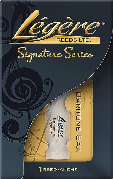 2.5 Reed Legere BSG250 Signature Series Eb Baritone Saxophone No