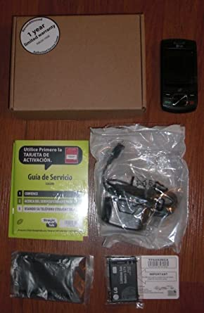 Amazon.com: LG 620 g Prepaid Slider teléfono (recto Hablar)