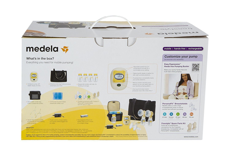 Medela Freestyle Breastpump Starter Set